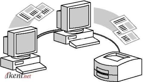 Sharing Komputer