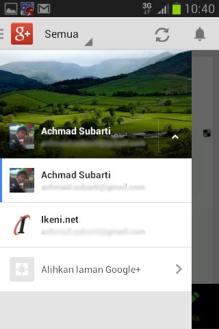 Switch Google+ Profile to Google+ Business Page