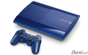Sony PS 3 Biru