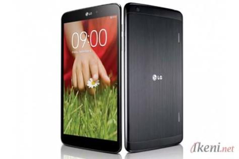 LG G Pad 8.3 Hitam