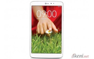 LG G Pad 8.3 Putih