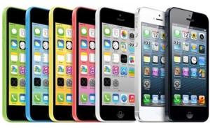 iPhone 5c dan iPhone 5