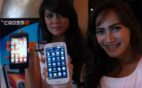 launching cross android