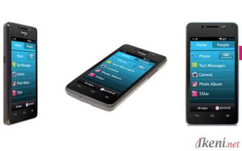 Ponsel Jitterbug Touch 2