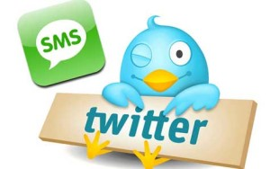 Twitter SMS