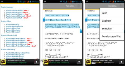 Auto-Text-BB-Messenger
