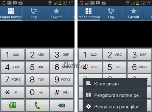 Blokir Panggilan di Android 1