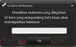 CSO Nickname