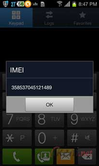 Cek Kode IMEI HP