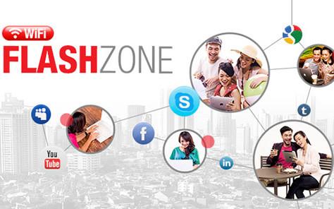 Flashzone Telkomsel