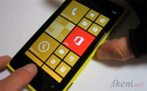 Cara Screen Capture Lumia 920
