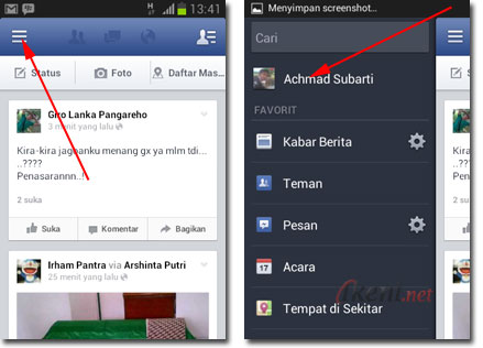 App-Facebook-Profil