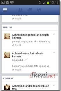 App Log Aktivitas FB2