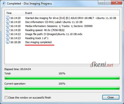 Daemon Tools Lite: Disc Imaging ISO
