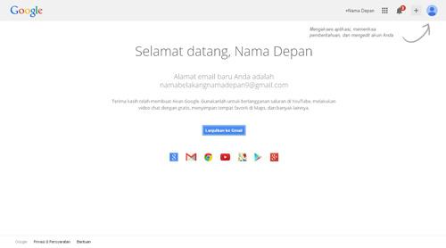 Buat Gmail 2014