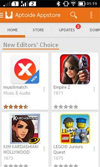 Android Store Aptoide