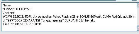 Telkomsel Flash 6GB