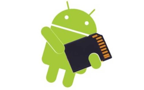Kartu Memori Android