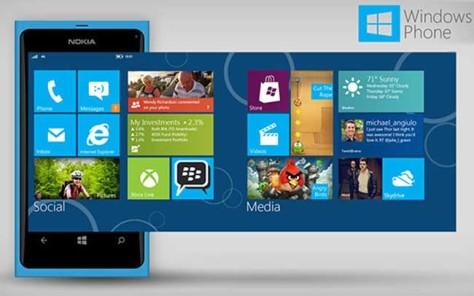 BBM Nokia Lumia