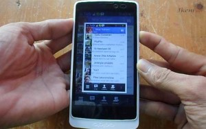 Capture Screenshots Oppo Find Clover