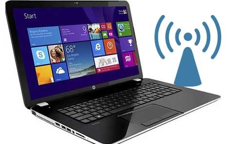 Laptop Windows 8.1 WiFi