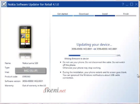 NSU Update Lumia 5