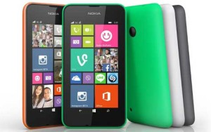 Nokia Lumia 530 Windows Phone 8.1