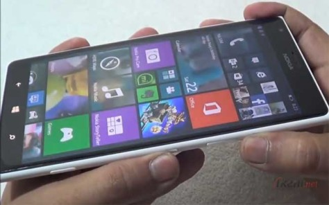 Cara Screen Capture di Windows Phone 8.1