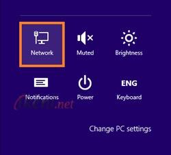 WiFi Windows 8