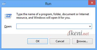 Windows Run