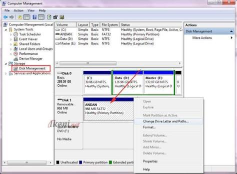 Flashdisk Create Drive