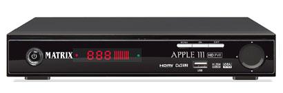 Matrix Apple 3 HD PVR