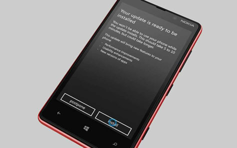 Cara Upgrade Windows Phone 8 lewat OTA