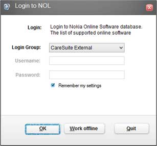 Download Firmware Nokia Care Suite 2