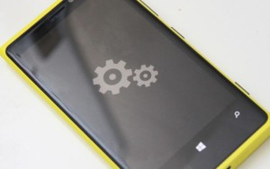 Nokia Lumia Windows Phone Brick