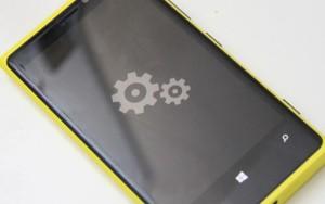 Nokia Lumia Windows Phone Brick