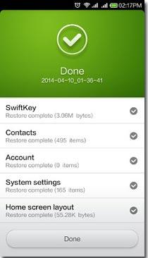 Restore Data Xiaomi [gbr 3]