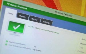Windows 8.1 Defender