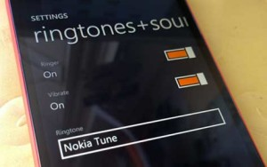 Ringtone Sounds Windows Phone