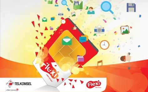Telkomsel Flexi