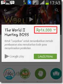 Beli Game Android