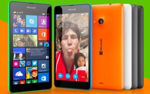 Spesifikasi dan Harga Lumia 535