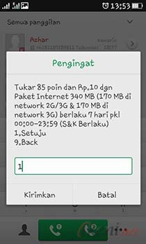 Tukar Telkomsel Poin [gbr 4]
