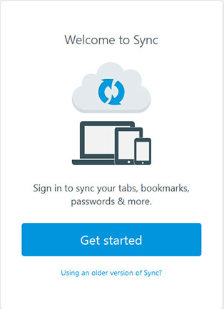 Firefox Sync [gbr 2]