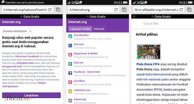 Internet.org - Internet Gratis