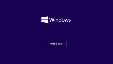 Proses Instalasi Windows