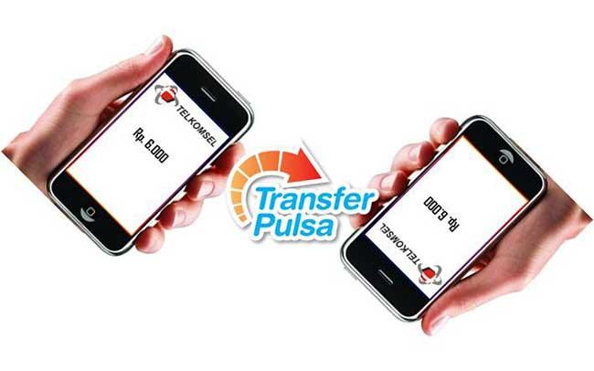 Transfer Pulsa Antar Sesama Pengguna Telkomsel   Ikeni.net