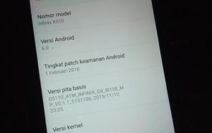 Infinix Hot2 Android Marshmallow