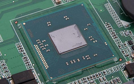 Processor Socket BGA series