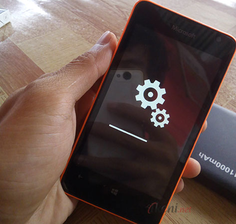 Upgrade Lumia ke Windows 10 Mobile Full Official
